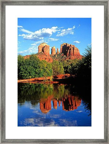 0464 Sedona Arizona Framed Print