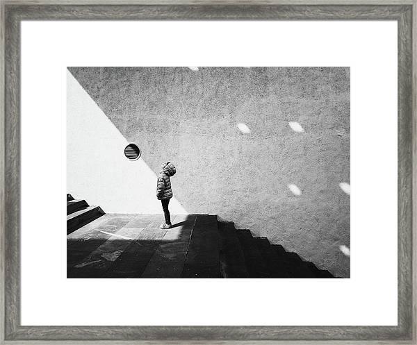 *** Framed Print by Aleksandrova Karina