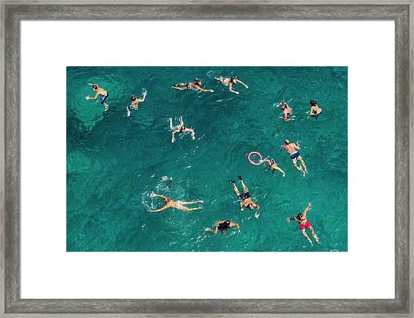 @@ Framed Print by Carlo Tonti