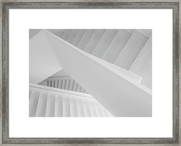 1-2-3 Framed Print by Dong Hee Han