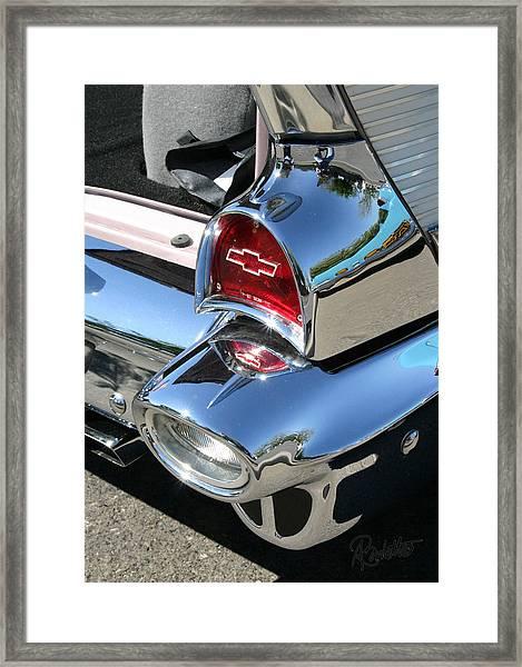 '57 Chevy Framed Print