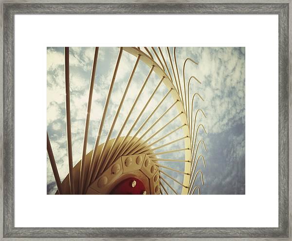 Agricultural Art Framed Print