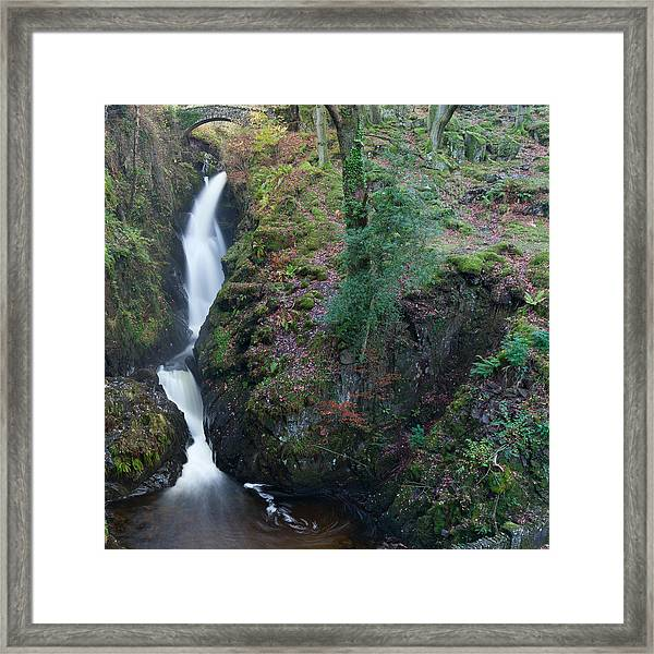 Aira Force Framed Print by Nick Atkin