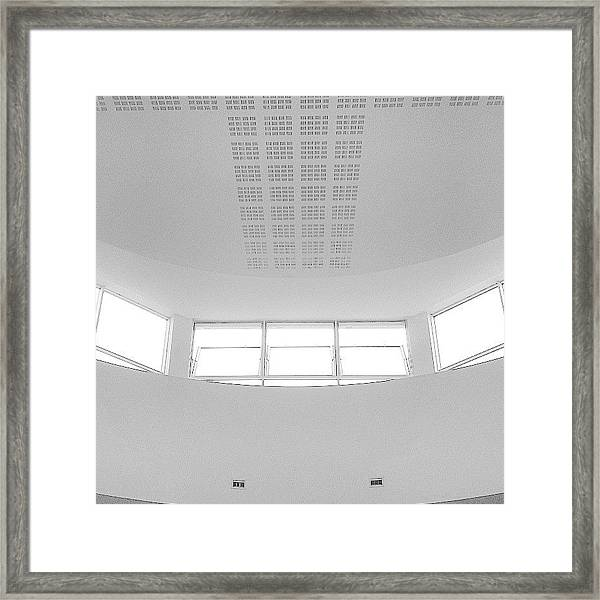 The Roof 2 Framed Print