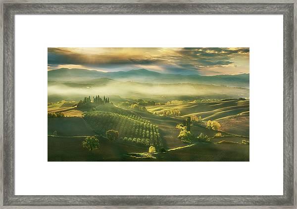 Autumn... Framed Print