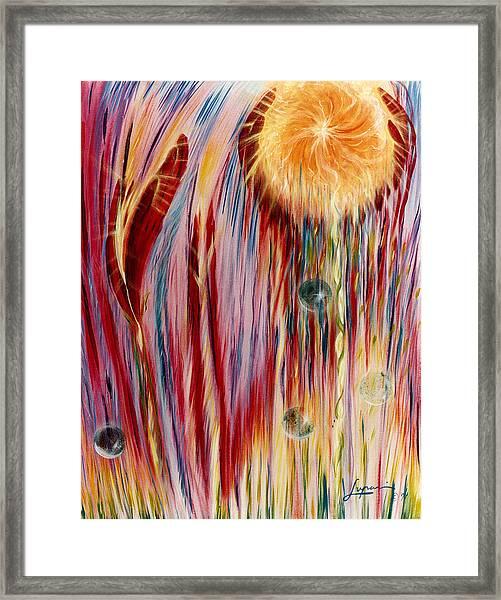 Awakenings Framed Print