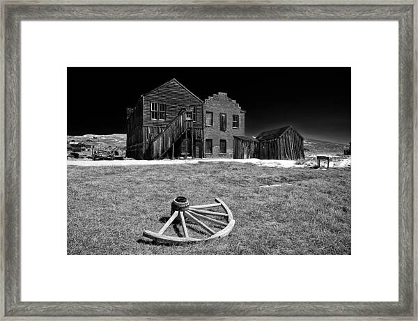 Bodie Framed Print