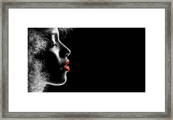 Bodies Framed Print