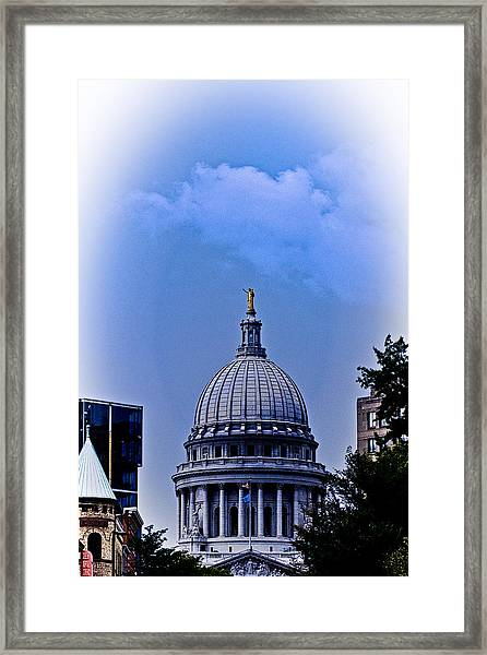 Capitol Framed Print