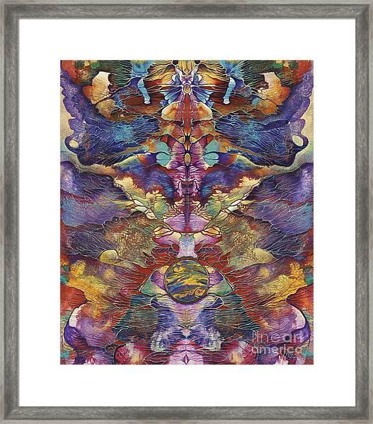 Carnaval Framed Print