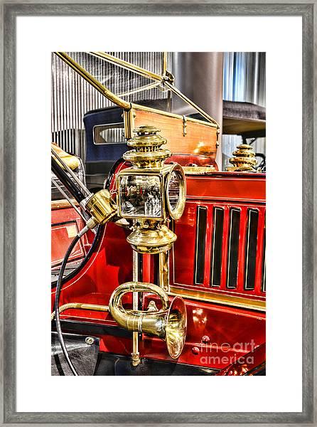 Classic Car - 1906 Stanley Steamer Framed Print