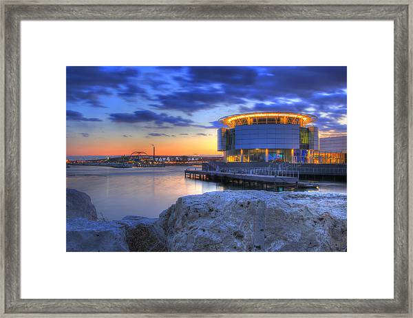 Discovery Framed Print by Anna-Lee Cappaert