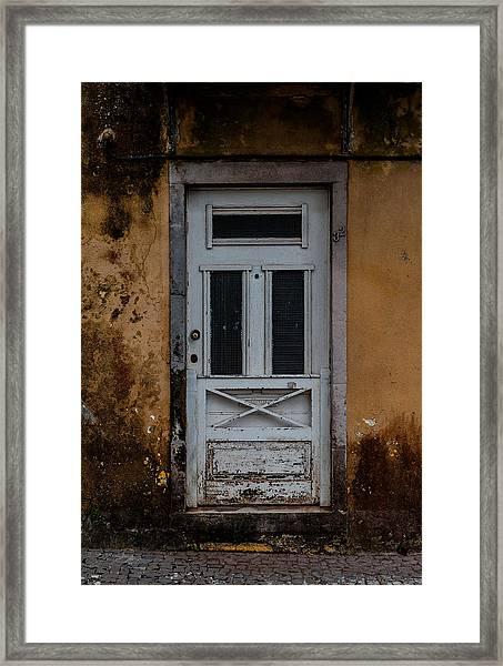 Door99 Framed Print