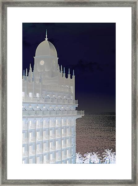 East Palace Framed Print