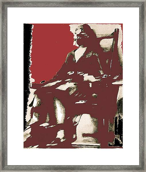 Film Homage Picture Snatcher Number 1 1933 Ruth Snyder Execution January 1928-2013 Framed Print