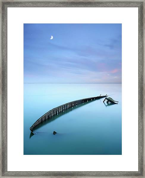 Forgotten... Framed Print by Paulo Dias