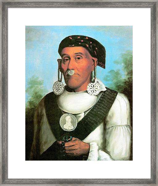 George Lowrey Framed Print