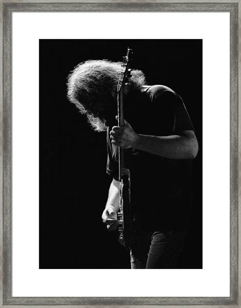 Jerry Sillow Framed Print