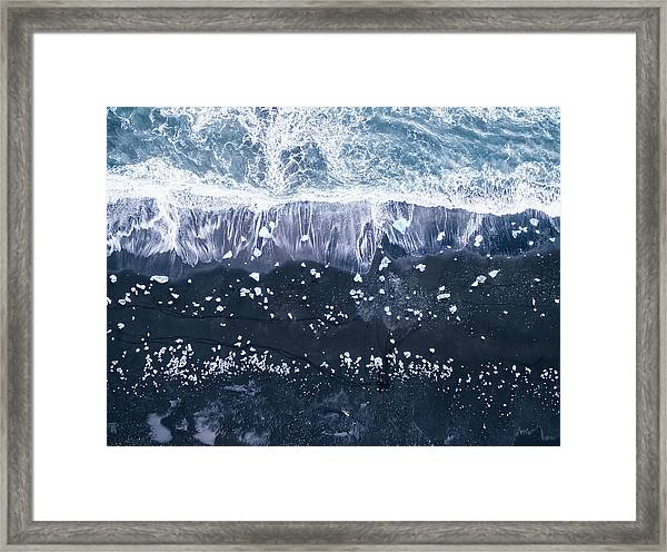Jokulsarlon Framed Print
