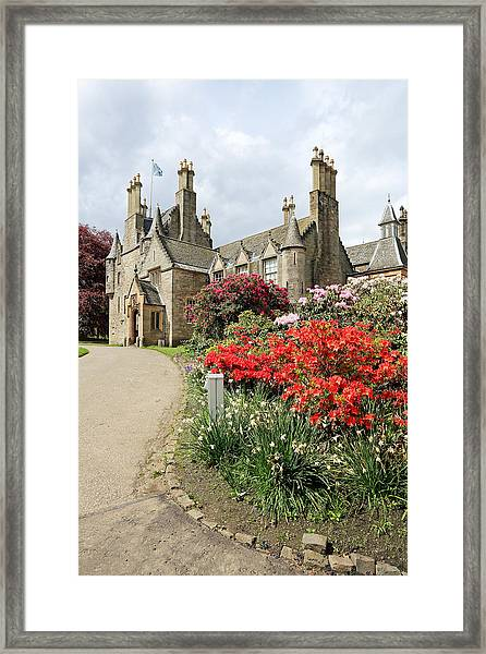 Lauriston Castle Framed Print