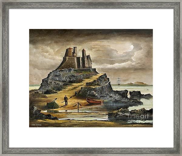 Lindisfarne 2 Framed Print