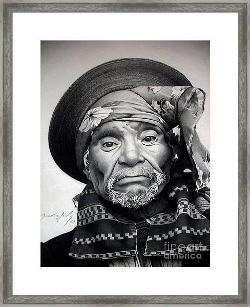 Mexico 1 Framed Print