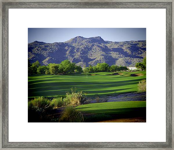 Need I Say More Framed Print by Dale Simmons