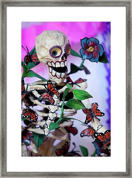 North America, Mexico, San Miguel De Framed Print