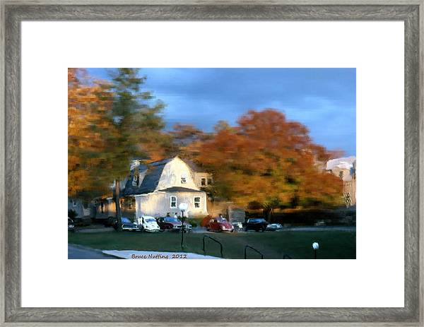 Northeastern Bible College Framed Print