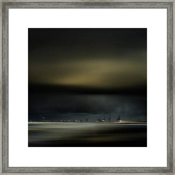 Northern Wind Framed Print