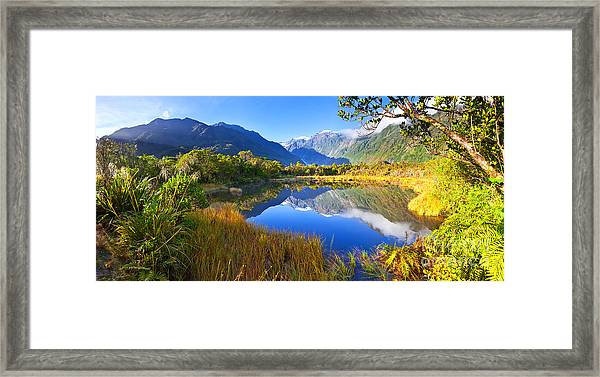 Peter's Pool Framed Print by Bill  Robinson