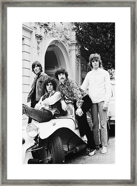 Pink Floyd 1967 Framed Print