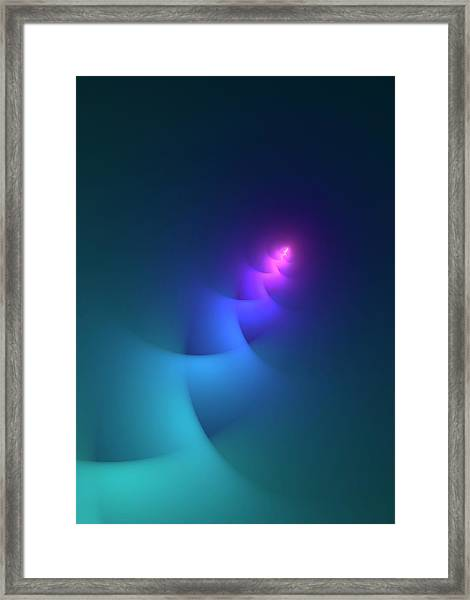 Plasma Physics Illustration Framed Print by David Parker/science Photo Library