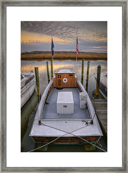 Rainbow Chaser Framed Print by Williams-Cairns Photography LLC