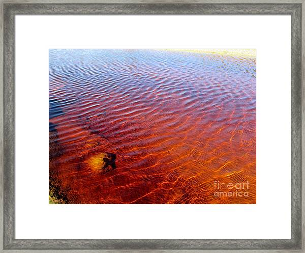 Rio Tinto Framed Print