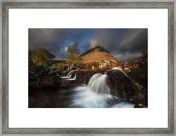 Scotland Framed Print by Krzysztof Nowakowski