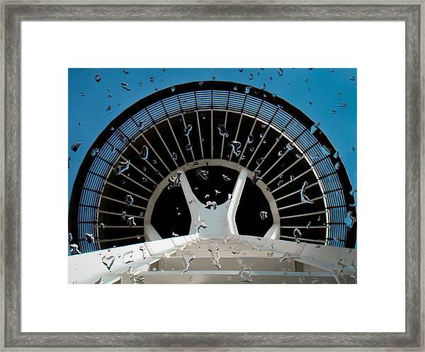 Seattle Sight Framed Print