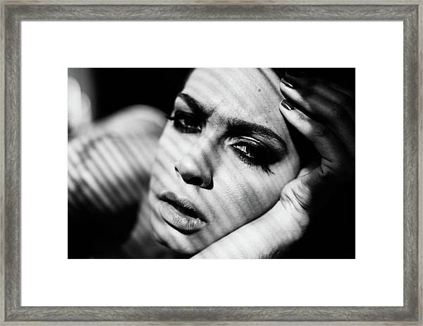 Sensuality Framed Print
