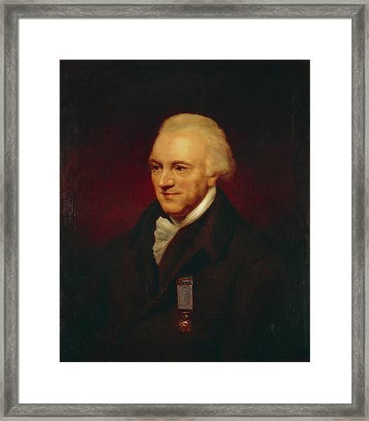 Sir William Herschel Framed Print