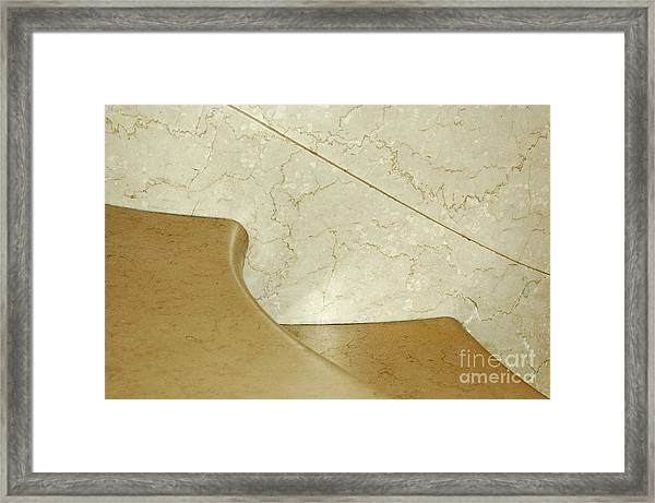 Stairs 2 Framed Print
