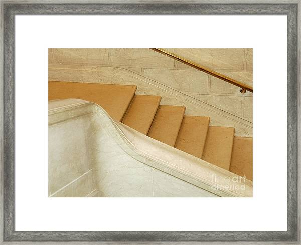Stairs 5 Framed Print