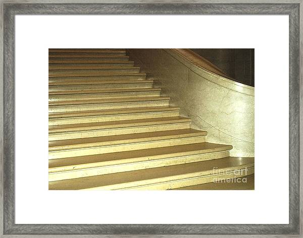 Stairs 8 Framed Print
