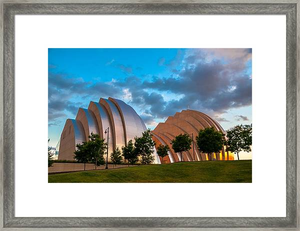 The Arts Framed Print