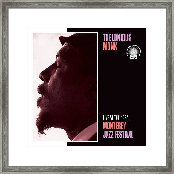 Thelonious Monk Jazz Musician IN FRANCE Album Cover Lightweight Beach Towel