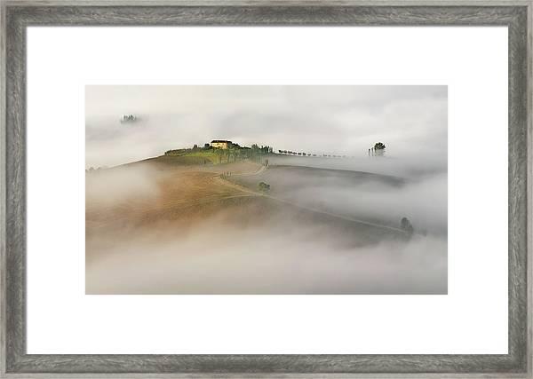 Untitled Framed Print by Izidor Gasperlin