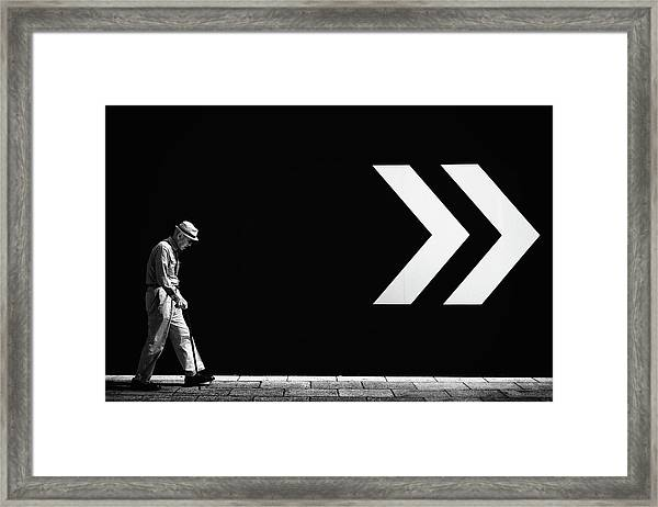 Untitled Framed Print by Tatsuo Suzuki