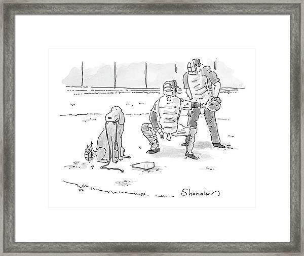 New Yorker October 10th, 2005 Framed Print