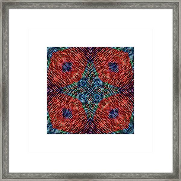 #11 Framed Print