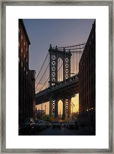 Untitled Framed Print by David Mart?n Cast?n