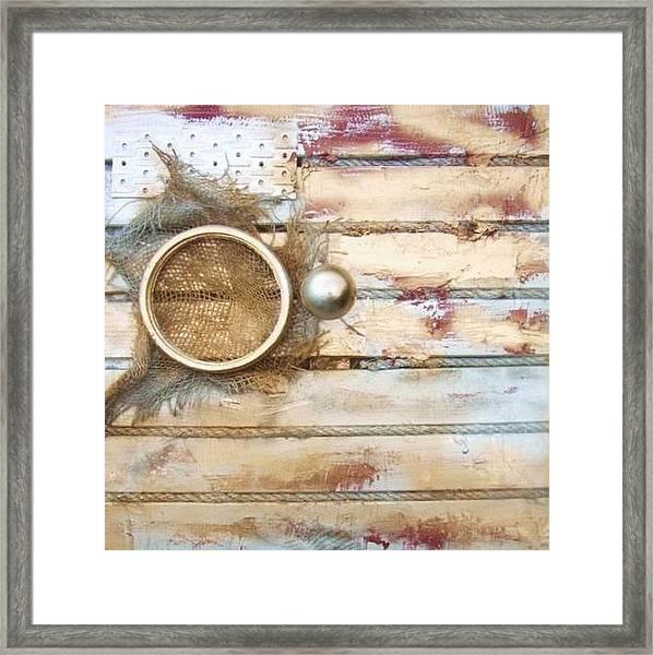 ............................. Framed Print by Wiola Anyz